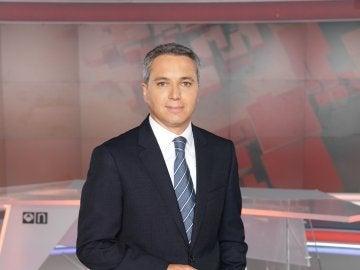 Vicente Vallés, director y presentador de Antena 3 Noticias 1