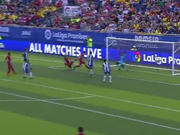 Atleti y Espanyol, en LaLiga Promises