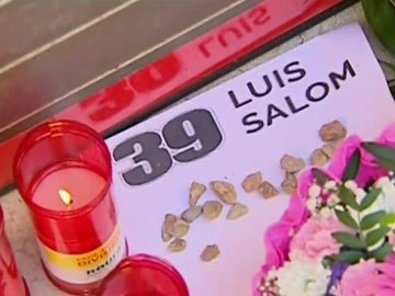 Homenaje a Luis Salom en Mallorca