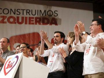 Alberto Garzón, nuevo coordinador de IU