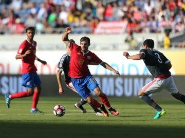 Paraguay y Costa Rica se enfrentan en la Copa América