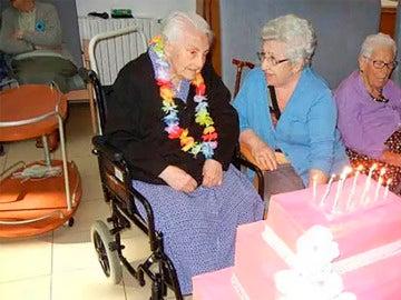 Ana Vela Rubio, la persona más longeva de España