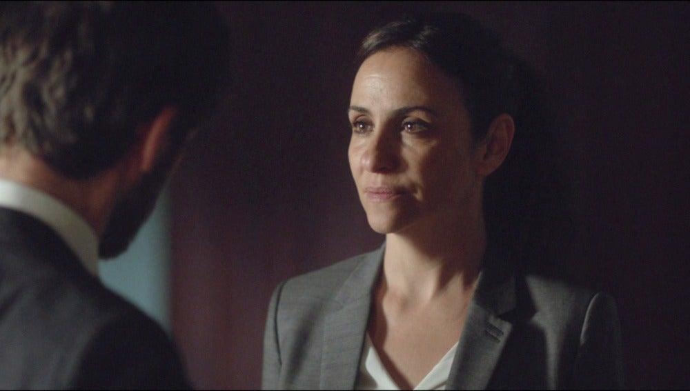 """Eduardo amenaza a Patricia: """"Puedes acabar en el fondo del río"""""""