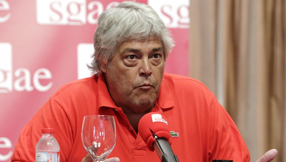 El cantante y miembro de la futura junta directiva de SGAE, Caco Senante