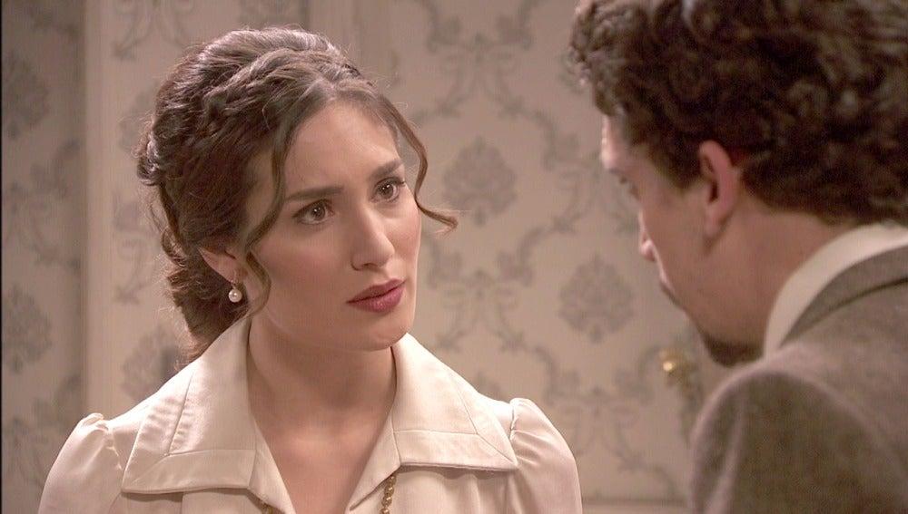 Camila descubre la verdad sobre Hernando
