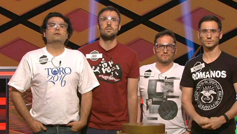El mayor premio de la historia de la televisión está en juego en '¡Boom!'