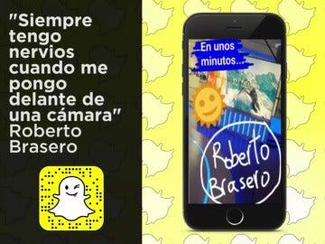 Frame 0.0 de: Roberto Brasero en Snapchat