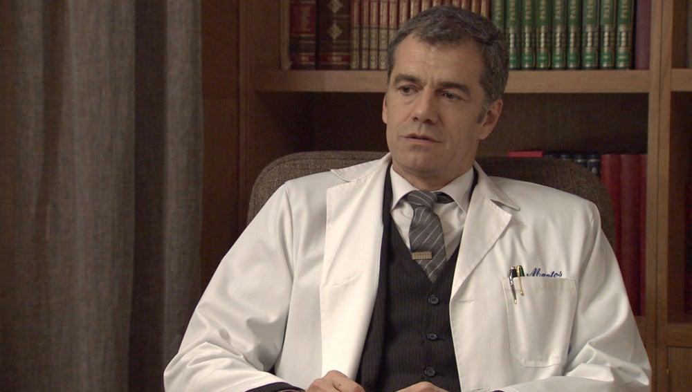 El doctor Martos, acusado de negligencia