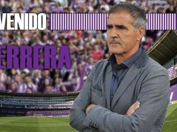 Paco Herrera, nuevo entrenador del Valladolid