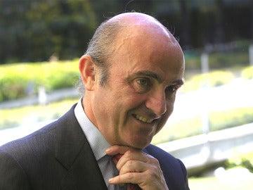 Luis de Guindos en una imagen de archivo