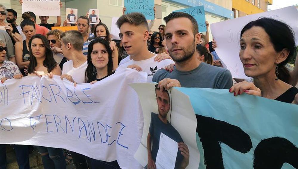 Alejandro Fernández pide ser indultado a la Justicia.