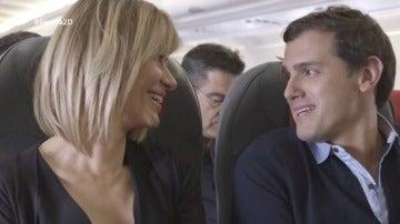 """Frame 12.69587 de: Albert Rivera: """"Necesito sexo en campaña y fuera de campaña"""""""