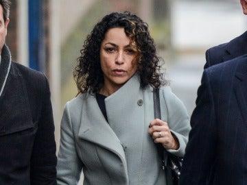 Eva Carneiro llega a la audiencia para su caso ante Mourinho y el Chelsea