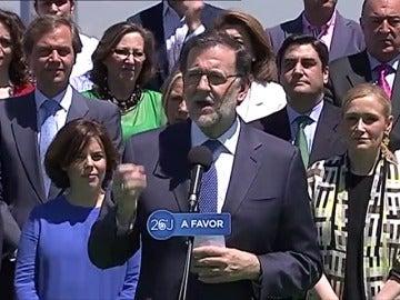 Frame 59.658624 de: Los candidatos presentan sus promesas económicas
