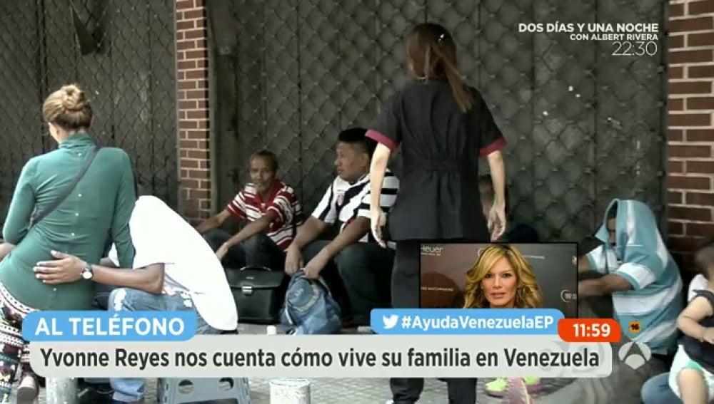 """Frame 66.079032 de: """"Hay un enfrentamiento entre venezolanos"""""""