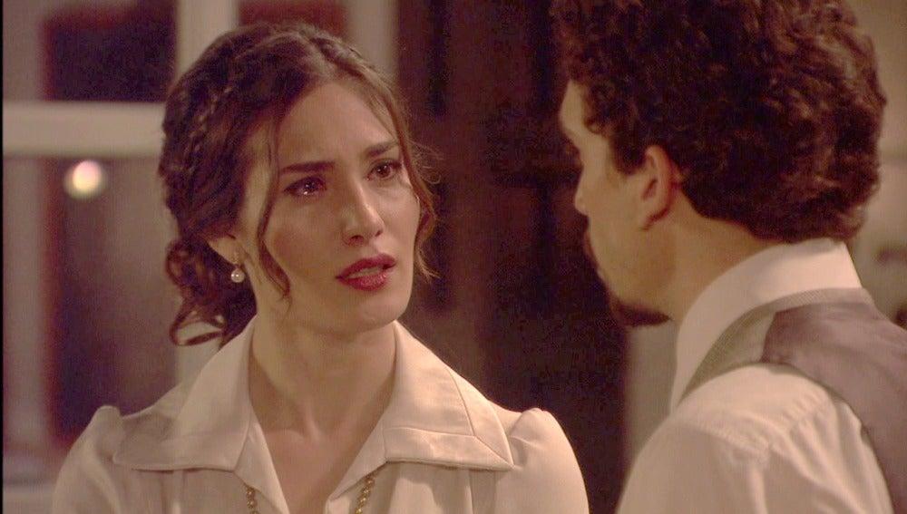 Elías confirma que Beatriz es hija de Hernando