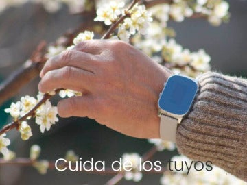 El reloj presentado por la empresa Neki