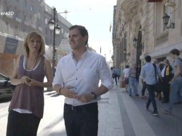"""Frame 10.709809 de: Albert Rivera: """"España se puede romper si no la cuidamos"""""""
