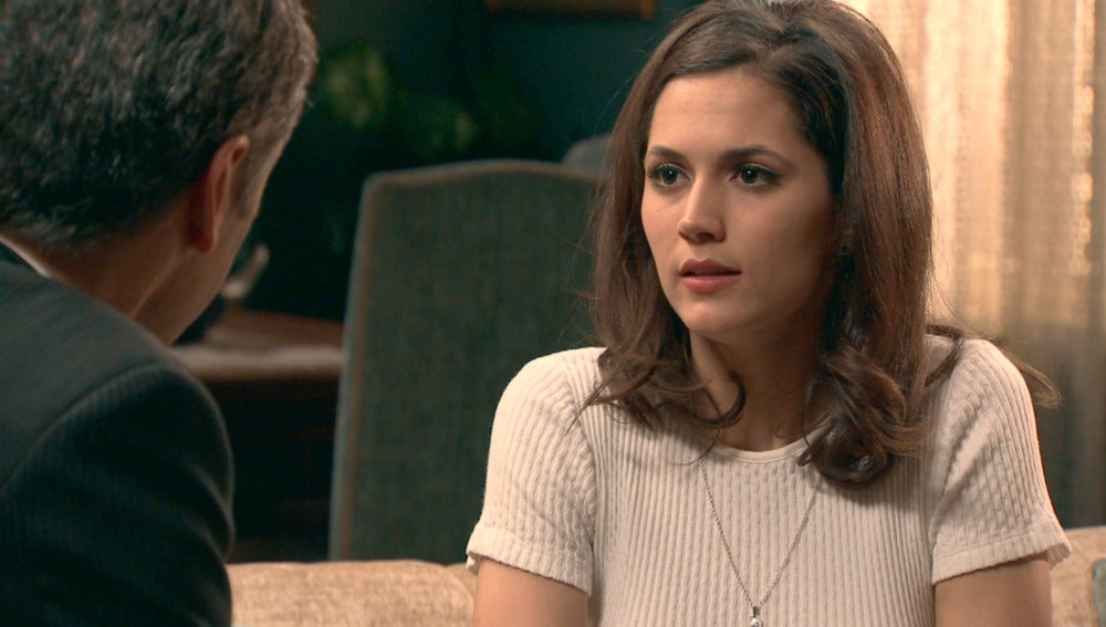 Sofía no quiere someterse a las pruebas de Martos