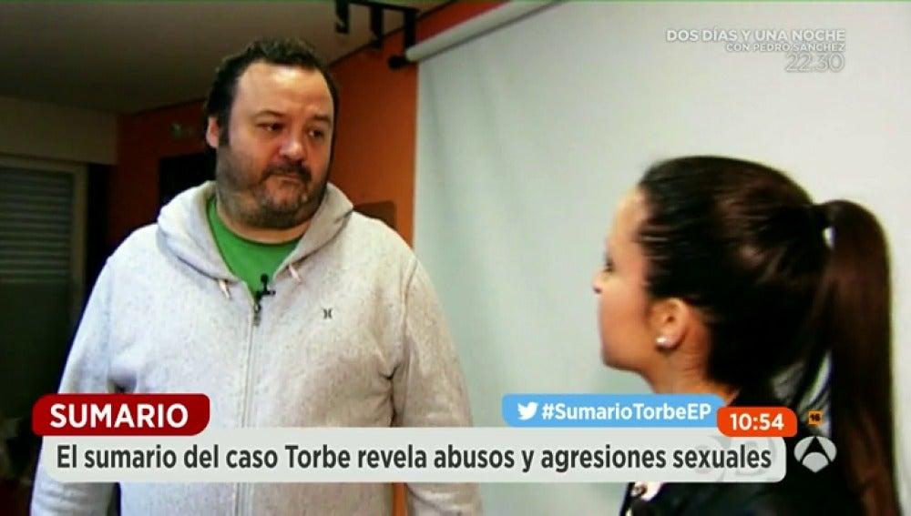 Entrevista a Torbe