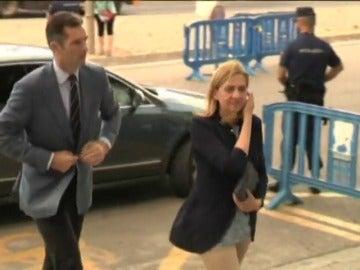 """Frame 7.589559 de: La defensa de la Infanta pide su absolución y que """"se restablezca la justicia para Cristina de Borbón"""""""