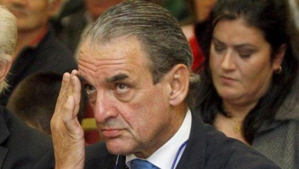 El exbanquero, Mario Conde