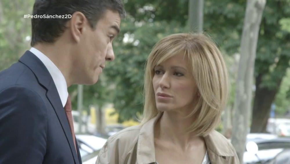 """Frame 45.99644 de: Susanna Griso, a Pedro Sánchez: """"¿Quién nos garantiza que el escándalo de los ERE no se vaya a repetir?"""""""