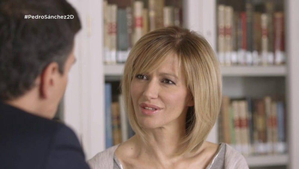 "Frame 2.450441 de: Susanna Griso, a Pedro Sánchez: ""¿Por qué debemos confiar en ti si no has hecho nada todavía?"""