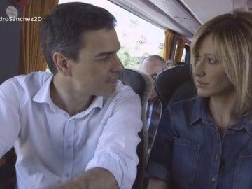"""Frame 14.931231 de: Pedro Sánchez: """"España no se merece el cambio que está proponiendo Podemos"""""""