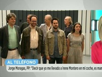 Moragas, Hernando, De Páramo y Montero