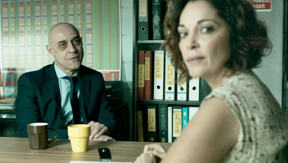 """Sandoval a Miranda: """"Quítate las bragas y déjalas sobre la mesa"""""""