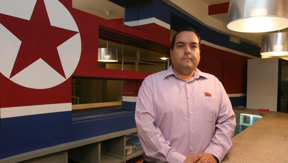 Fotografia de archivo de Alejandro Cao de Benós