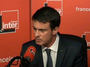 """Frame 12.866882 de: Manuel Valls: """"Francia está en guerra. Una guerra que va a durar entre 10 y 20 años"""""""