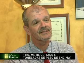 El abogado de Eufemiano Fuentes