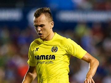 Cherysev regresa al Villarreal