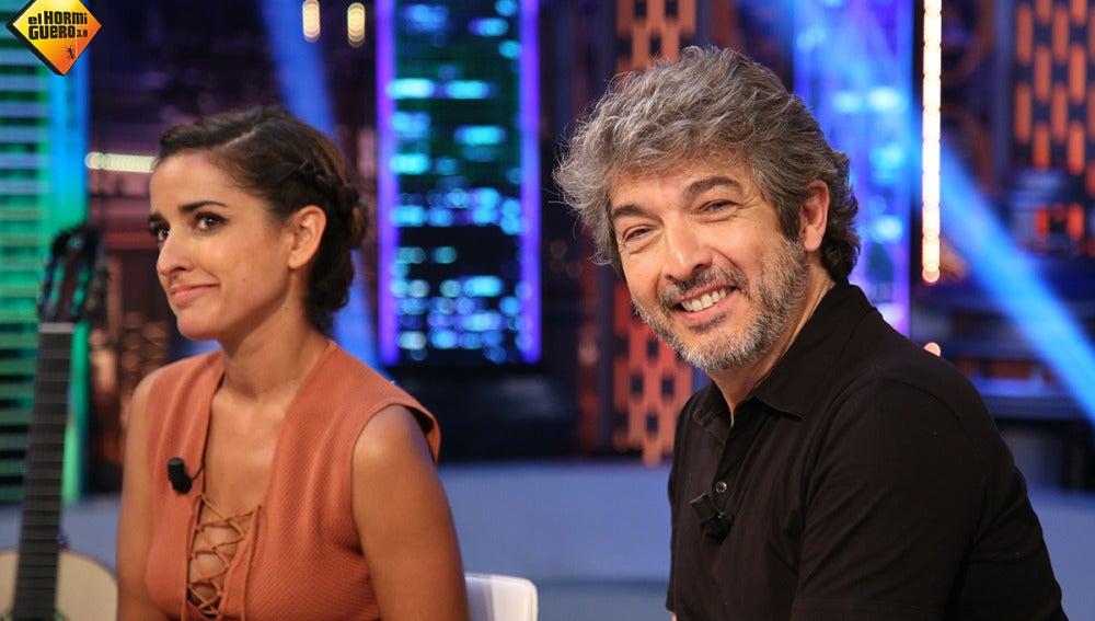Ricardo Darín confiesa cómo es besar a Inma Cuesta