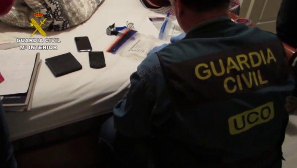 Frame 22.882256 de: Cae en Málaga el lugarteniente del mayor narcotraficante de Europa