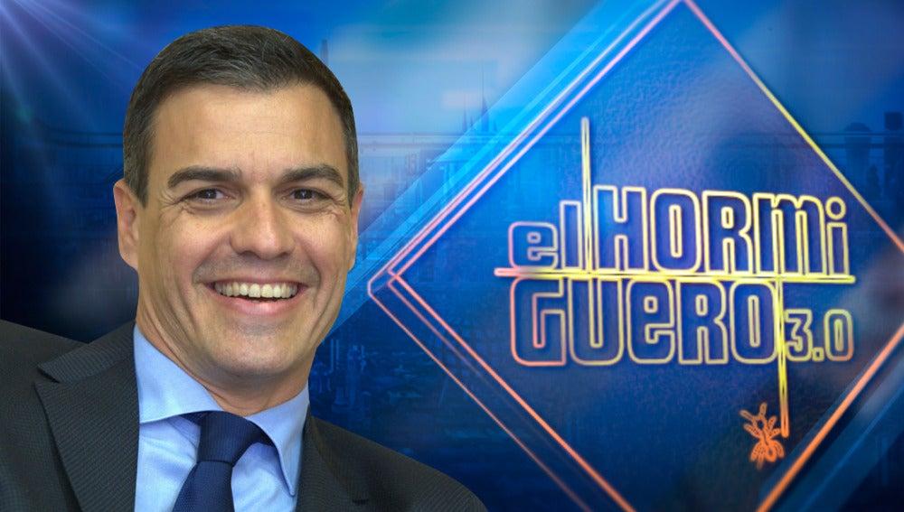 Pedro Sánchez en 'El Hormiguero 3.0'