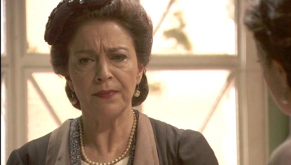 """Francisca: """"Menos mal que ese niño nunca sabrá que su madre era una perdida"""""""