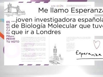 Frame 38.567527 de: De la niña de Rajoy a la Esperanza de Unidos Podemos