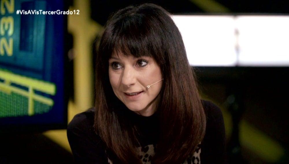 "Esther Martínez: ""A Sole le domina el miedo a ser feliz"""
