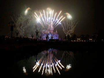 Inauguración de Disneyland en China