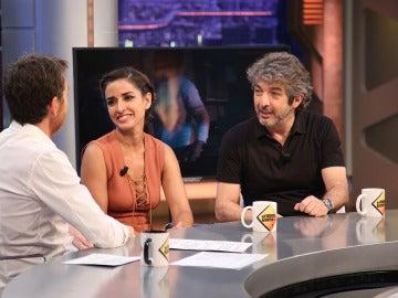 """La revelación de Ricardo Darín en 'El Hormiguero': """"Inma Cuesta y yo tenemos una hija"""""""