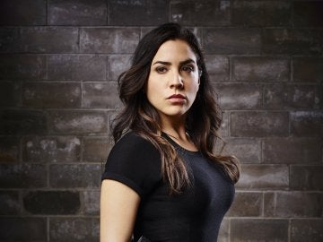 Audrey Esparza es Natasha Zapata