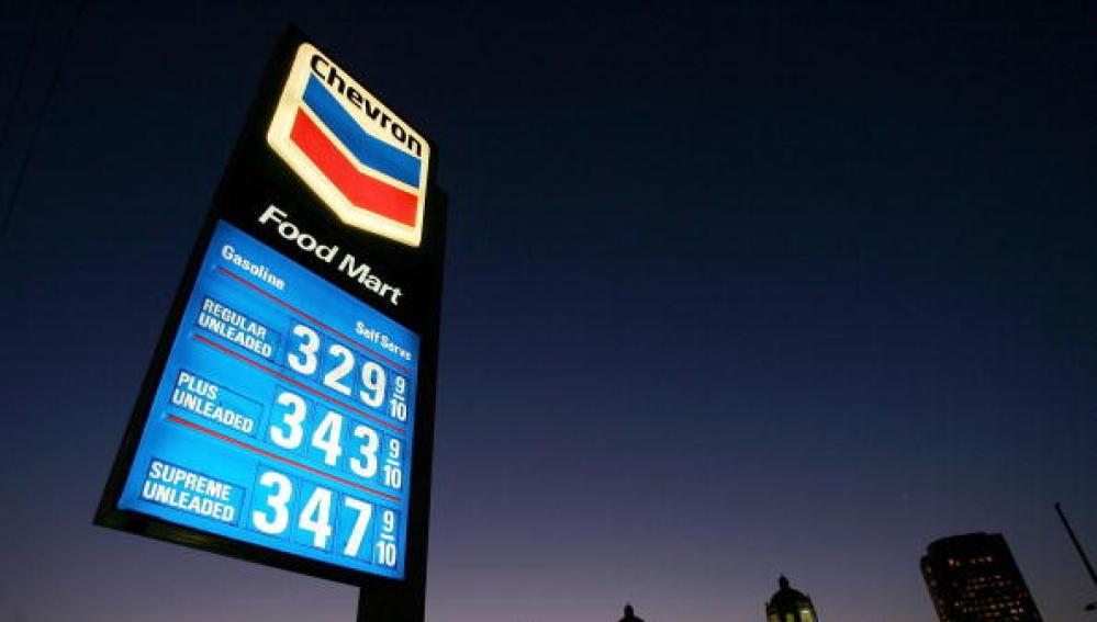 Gasolinera de Los Ángeles