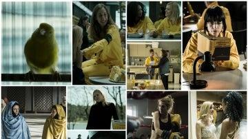 El amarillo, una pieza clave en 'Vis a vis'