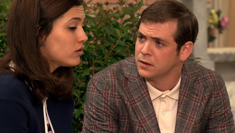 """Guillermo a Sofía: """"No puedo vivir sin tu cariño"""""""