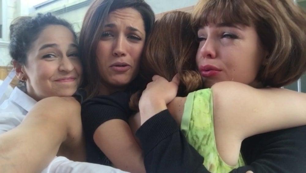 Michelle Calvó se despide de 'Amar es para siempre'