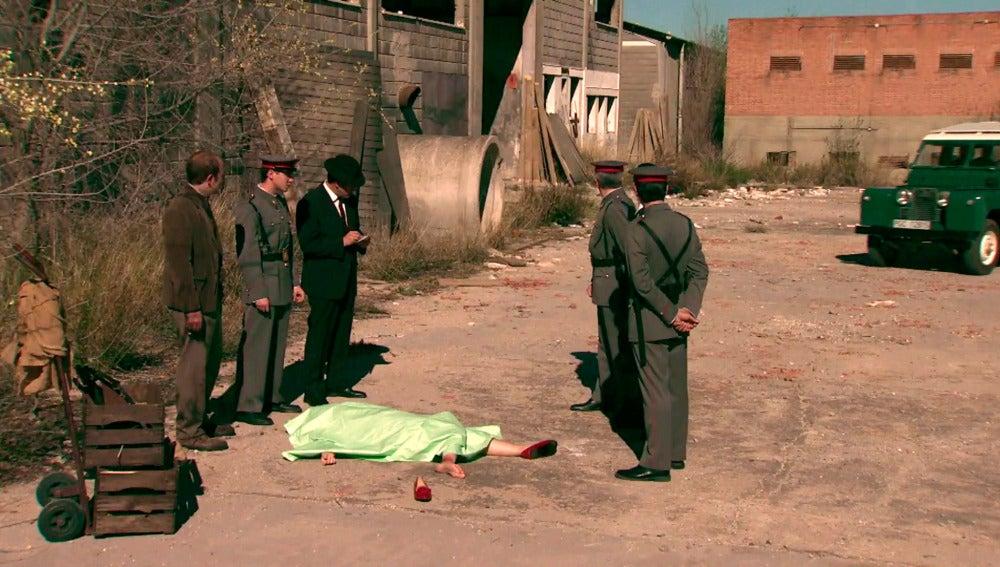 Encuentran a una chica muerta que piensan es Sofía