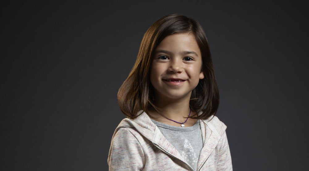 Scarlett Estevez es Trixie en 'Lucifer'